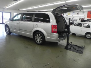 Image for 2009 Chrysler Town & Country Touring ID: 1920620