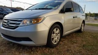 Image for 2013 Honda Odyssey LX ID: 1140236