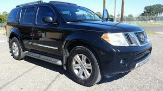 Image for 2008 Nissan Pathfinder LE ID: 1140240