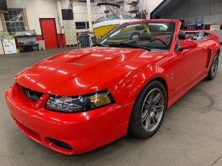 Image for 2003 Ford Mustang Cobra Svt ID: 246895