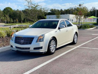 Image for 2010 Cadillac CTS Luxury Collection ID: 601839