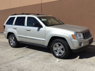 Image for 2006 Jeep Grand Cherokee Limited ID: 44616