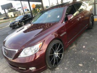 Image for 2007 Lexus LS 460L LS460L Executive Package Opti ID: 782013