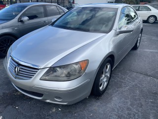 Image for 2005 Acura RL  ID: 890724