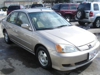 Image for 2003 Honda Civic Hybrid ID: 63748
