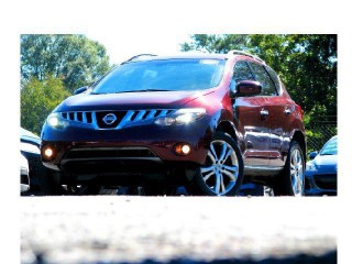 Image for 2009 Nissan Murano S ID: 214946