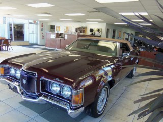 Image for 1972 Mercury Cougar XR7 ID: 49482