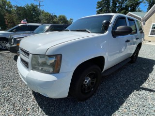 Image for 2011 Chevrolet Tahoe Police ID: 2054595