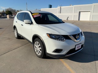 Image for 2016 Nissan Rogue S ID: 53550
