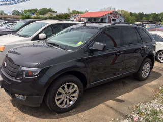 Image for 2007 Ford Edge Sel Plus ID: 107189