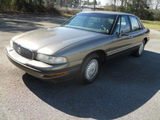 Image for 1999 Buick LeSabre Custom ID: 51246