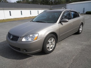 Image for 2005 Nissan Altima S ID: 51254