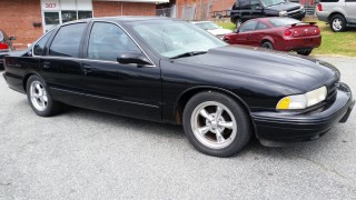 Image for 1996 Chevrolet Caprice Classic Ss ID: 390204