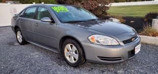 Image for 2009 Chevrolet Impala LT ID: 59275