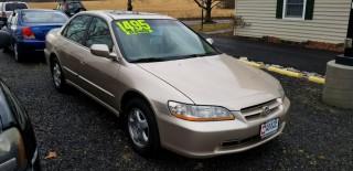 Image for 2000 Honda Accord EX ID: 59283
