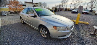 Image for 2008 Volvo S80 T6 TURBO ID: 59300
