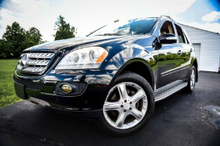 Image for 2008 Mercedes-Benz M-Class ML 320 CDI ID: 57597