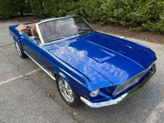 Image for 1968 Ford Mustang  ID: 711824