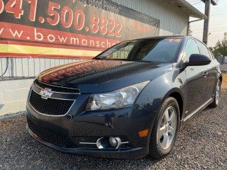 Image for 2014 Chevrolet Cruze LT ID: 2131215