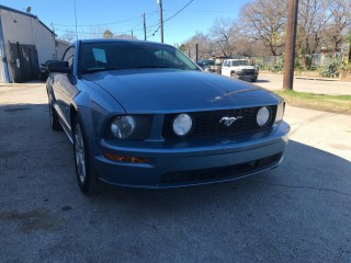 Image for 2006 Ford Mustang GT ID: 63704