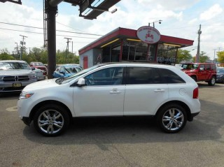 Image for 2011 Ford Edge Limited ID: 137783