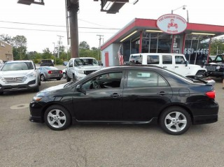 Image for 2013 Toyota Corolla S 4A ID: 137800