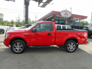 Image for 2014 Ford F-150 STX Regular Cab Style ID: 137810