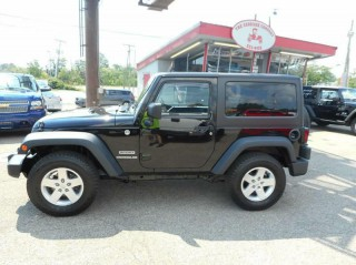 Image for 2013 Jeep Wrangler Sport ID: 137816
