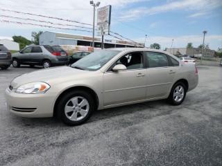 Image for 2008 Chevrolet Impala LT ID: 1720044