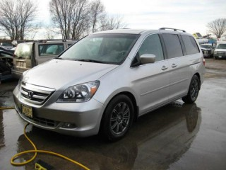 Image for 2007 Honda Odyssey Touring ID: 63606