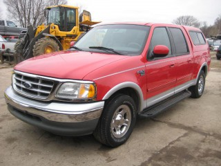 Image for 2003 Ford F-150 Supercrew ID: 63657
