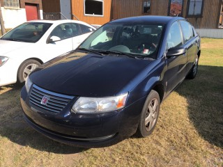 Image for 2007 Saturn ION LEVEL 2 ID: 74345