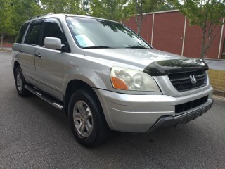 Image for 2005 Honda Pilot EX L w/Leather and Navigation System ID: 1685726