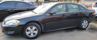 Image for 2010 Chevrolet Impala LT ID: 865421