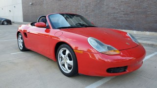 Image for 2001 Porsche Boxster BASE ID: 2176930
