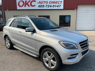 Image for 2015 Mercedes-Benz M-Class ML 350 4MATIC ID: 1958452