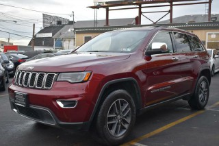 Image for 2017 Jeep Grand Cherokee Limited ID: 223443