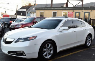 Image for 2013 Acura TL w/Tech w/Technology ID: 223447