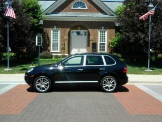 Image for 2008 Porsche Cayenne Turbo ID: 182008