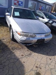 Image for 2002 Oldsmobile Alero GL ID: 612894