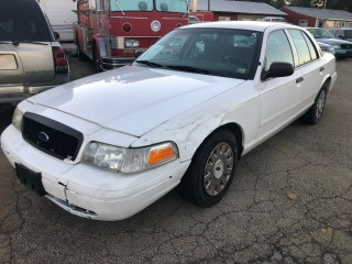 Image for 2003 Ford Crown Victoria Police Interceptor ID: 97597