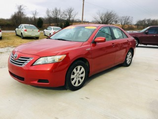 Image for 2007 Toyota Camry Hybrid ID: 2155936