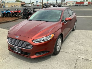 Image for 2014 Ford Fusion S ID: 243634