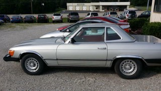 Image for 1976 Mercedes-Benz 420-Class RoadsterSL Roadster ID: 113116