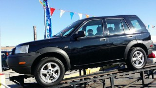 Image for 2003 Land Rover Freelander S ID: 88916