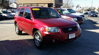 Image for 2005 Ford Escape Limited ID: 88941
