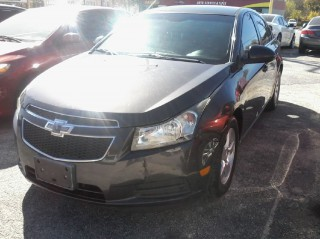 Image for 2014 Chevrolet Cruze LT ID: 188448