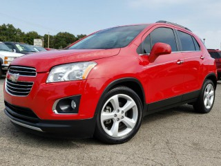 Image for 2015 Chevrolet Trax LTZ ID: 77461
