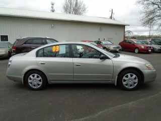 Image for 2003 Nissan Altima 2.5 S ID: 112579