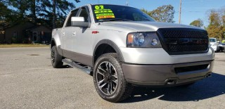 Image for 2007 Ford F-150 FX4 SuperCrew Flaresi ID: 76832